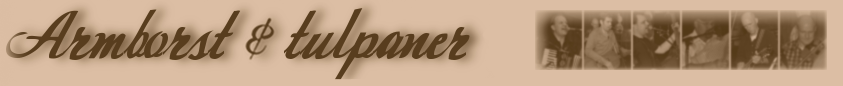 Armborst & tulpaner
